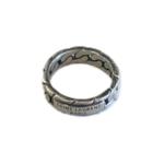 Saint Laurent Rings  - Dual Chain