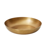 Wyld Blue Home Gold Serving Bowl