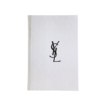Designer Book Décor - YSL