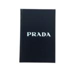 Designer Book Décor - Prada