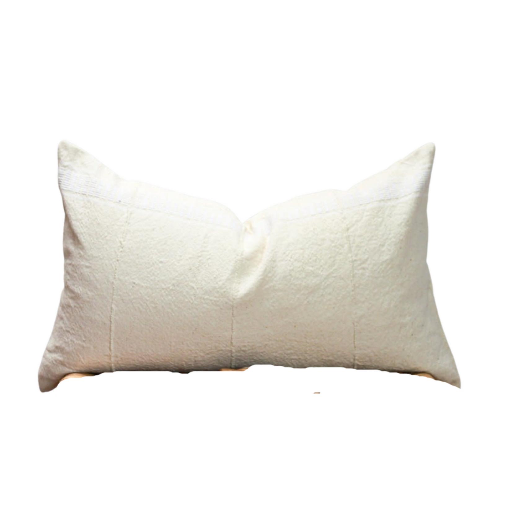 Love The Clutter Aya Oblong Pillow Case