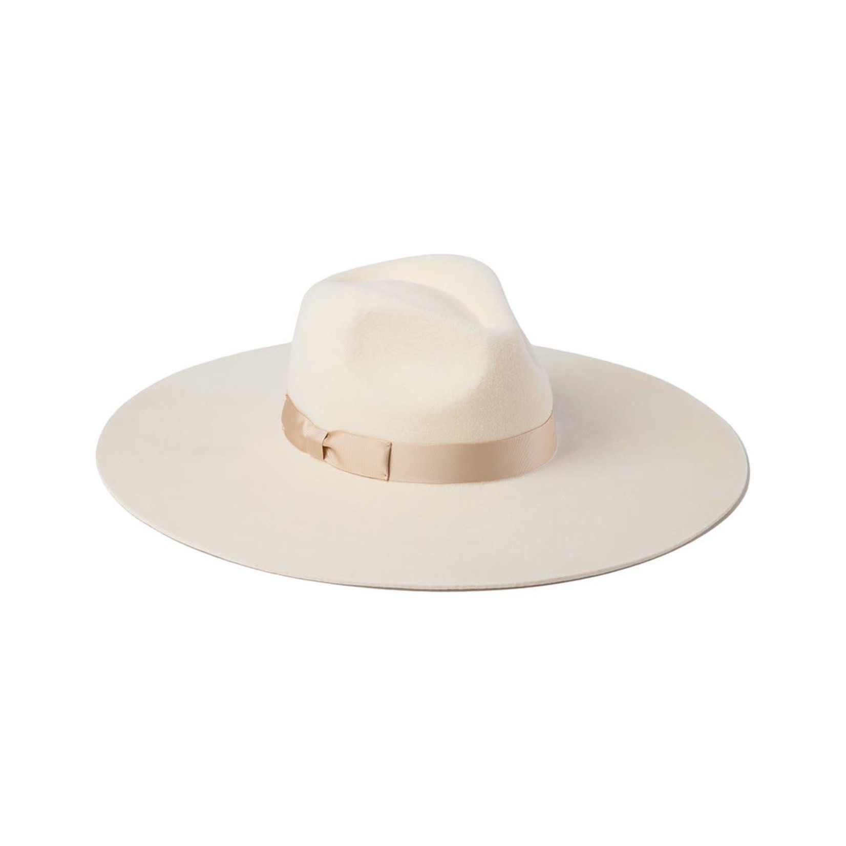Lack of Color Montana Ivory Bone Hat