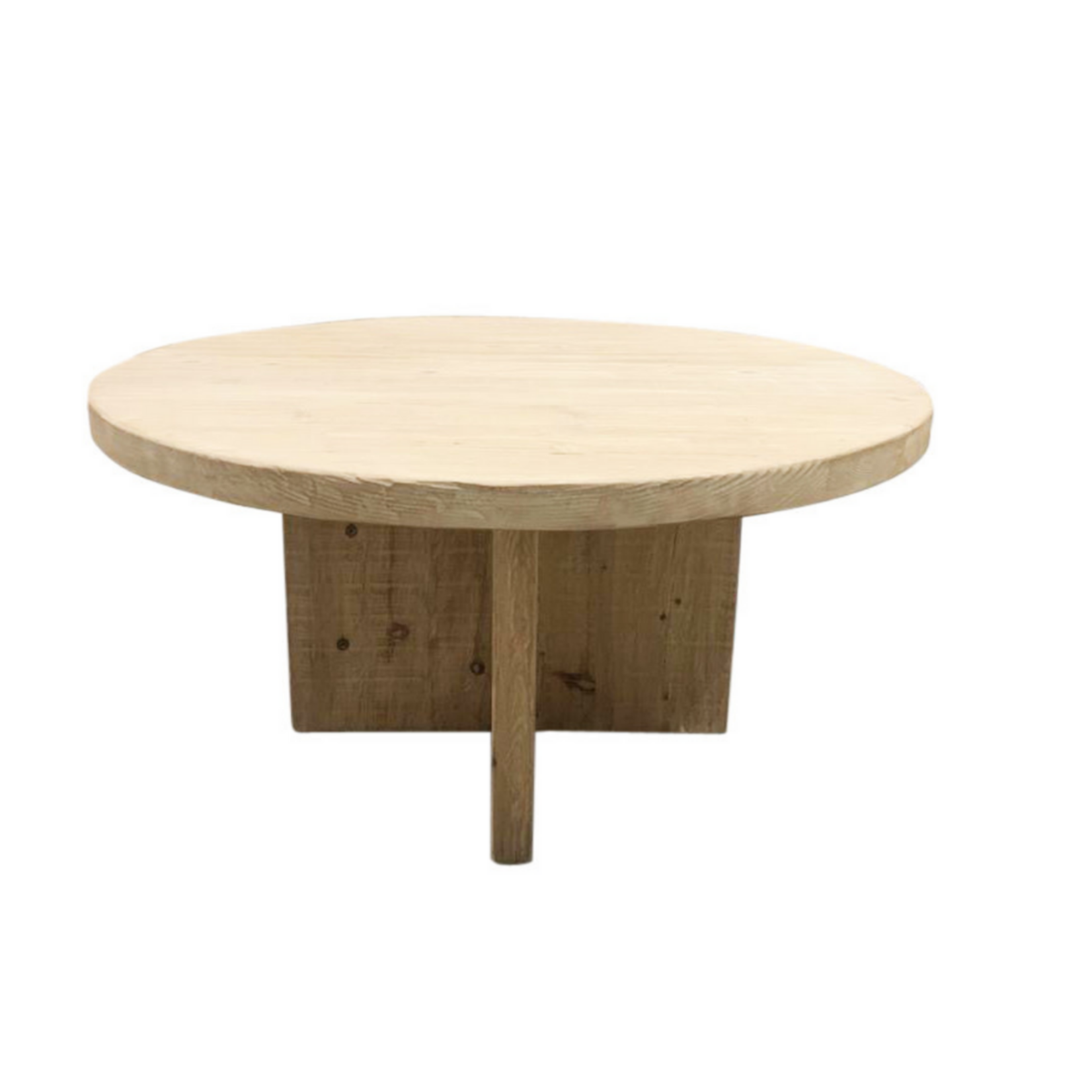 Wyld Blue Home Hudson Round Dining Table