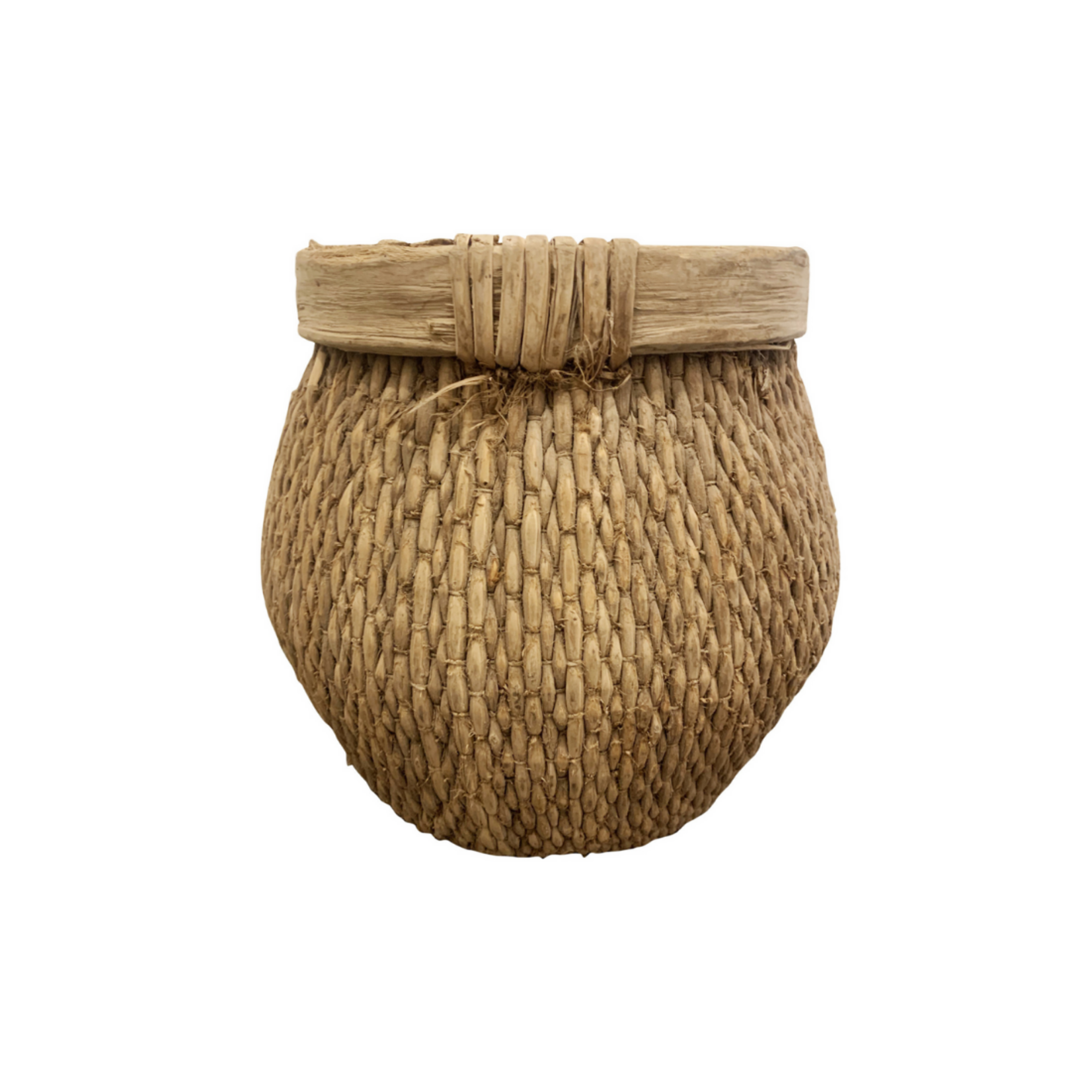 Wyld Blue Home Bamboo Planter
