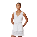 DH New York Noa Dress White