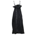 Wyld Blue Nice Martin Black Tank Dress