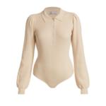 DH New York Lizzie Bodysuit Seashell