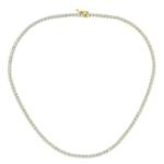 Adinas Tennis Necklace