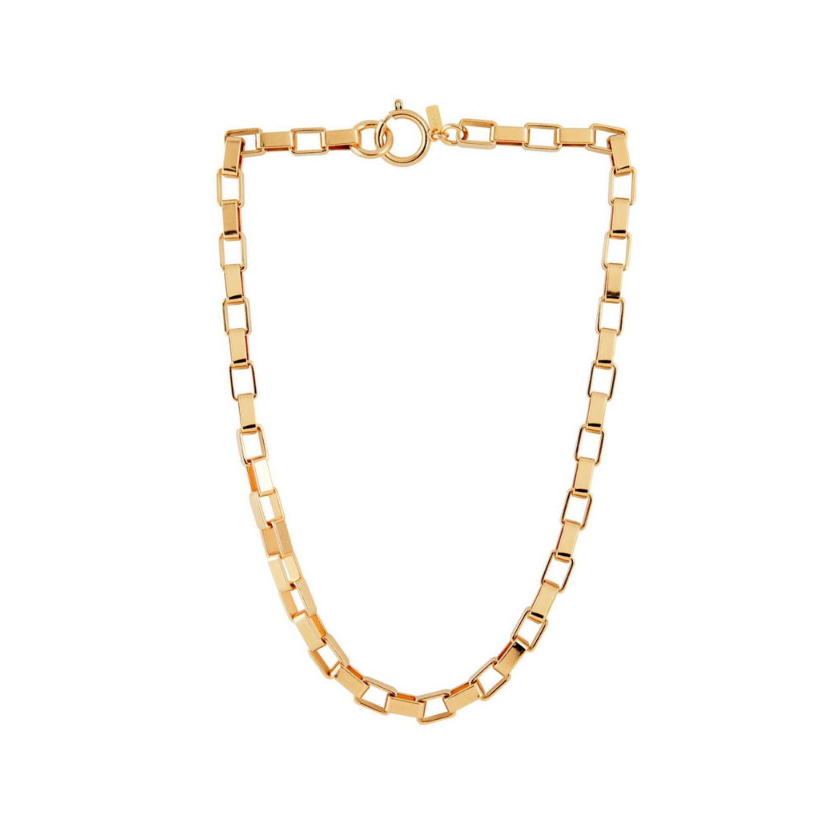 Martha Calvo Boxer Link Necklace