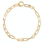 Martha Calvo Open Link Necklace