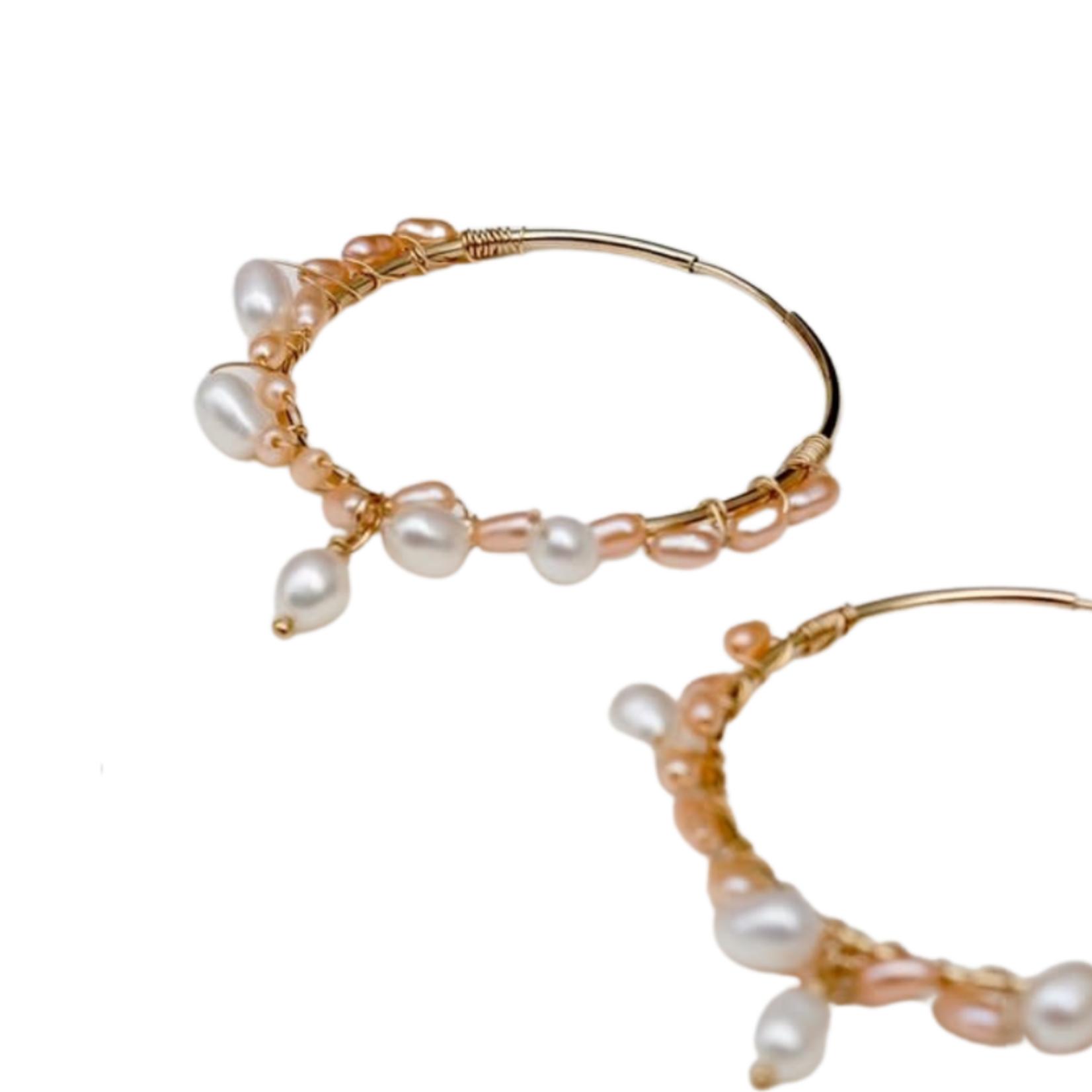 Elvis et Moi Adelaide Earrings