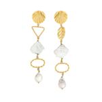 Hamesha Fortune Teller Earrings