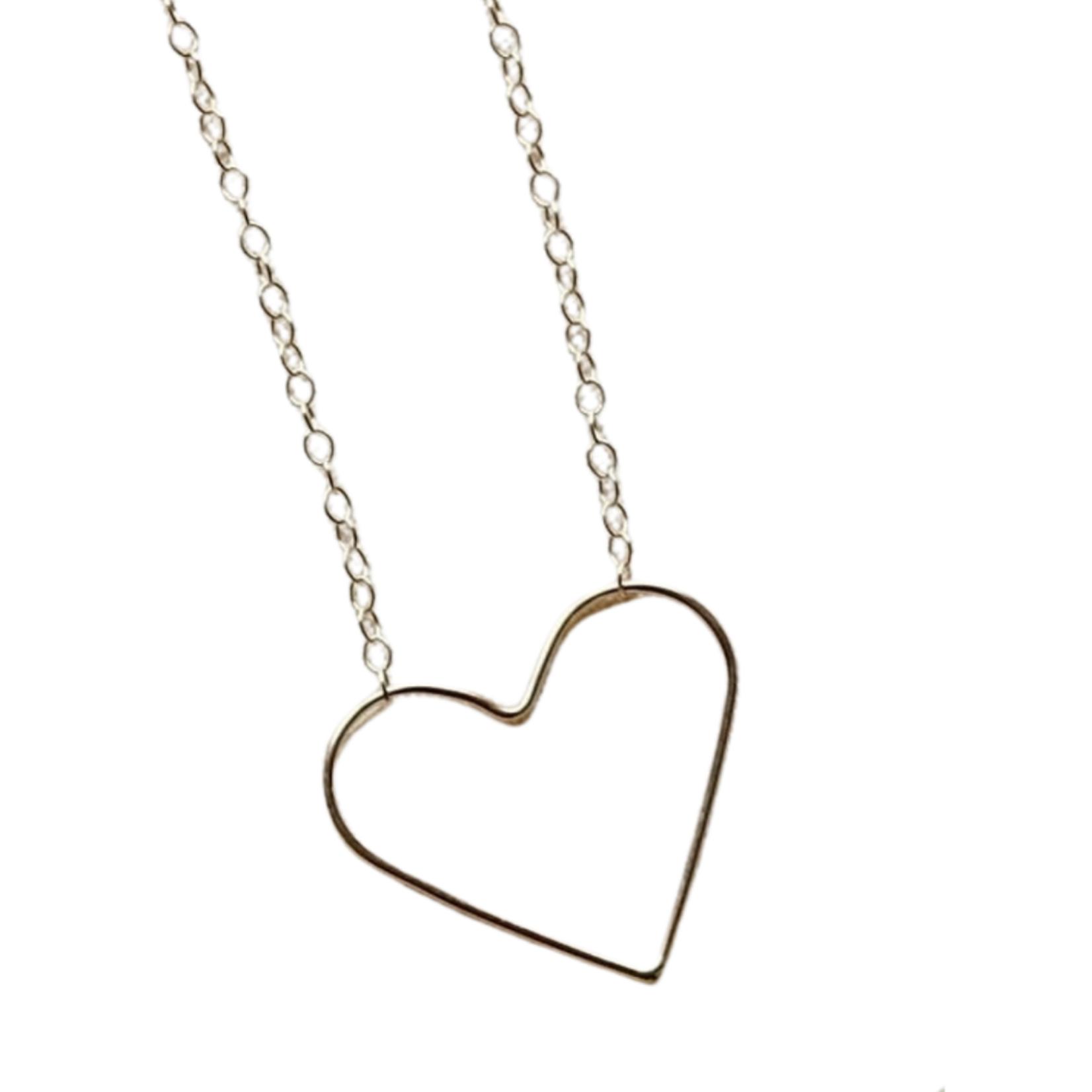 Elvis et Moi Petit Coeur Necklace