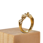 Hasta el Cogote The Lovers Ring
