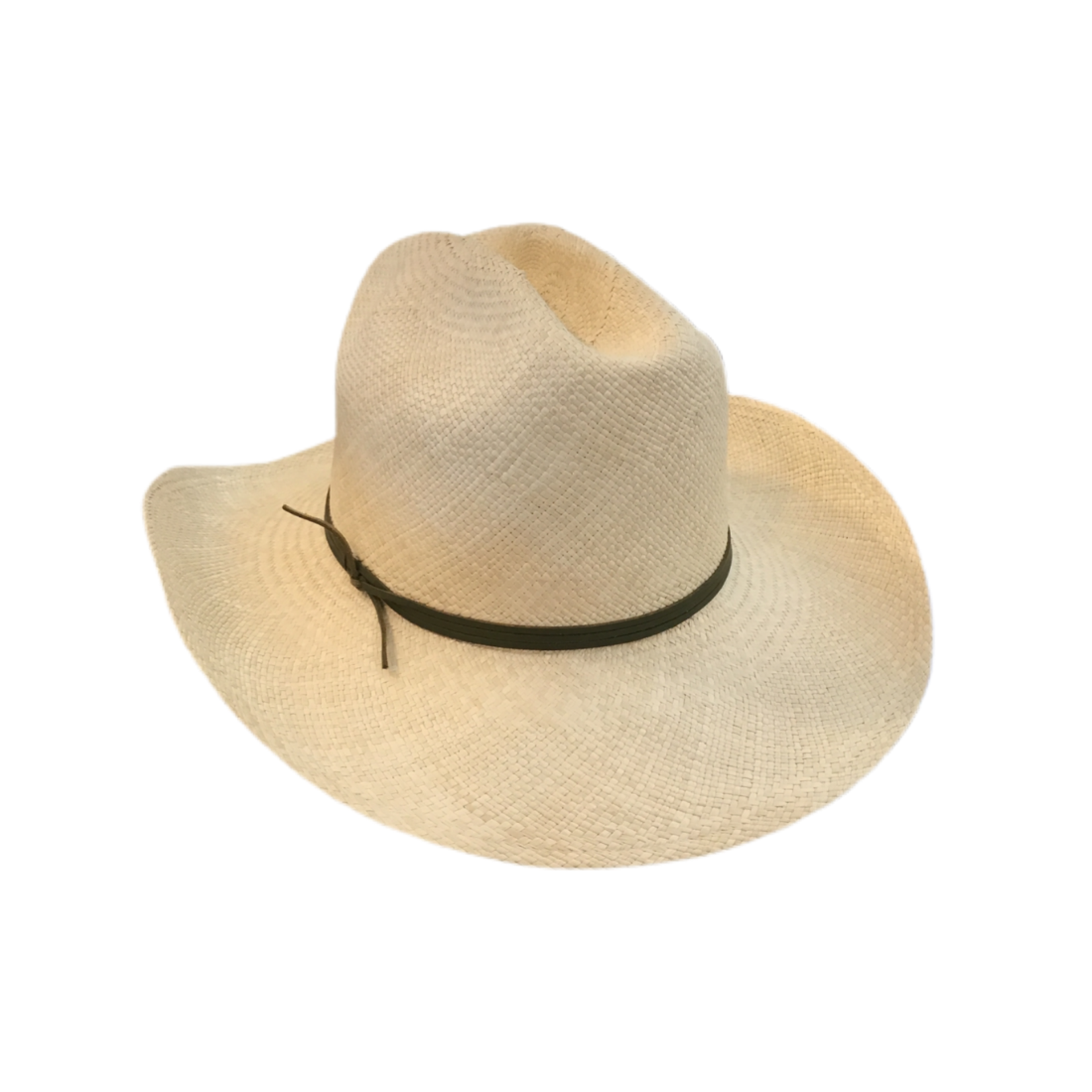 Modern Monarchie Montana Straw Hat