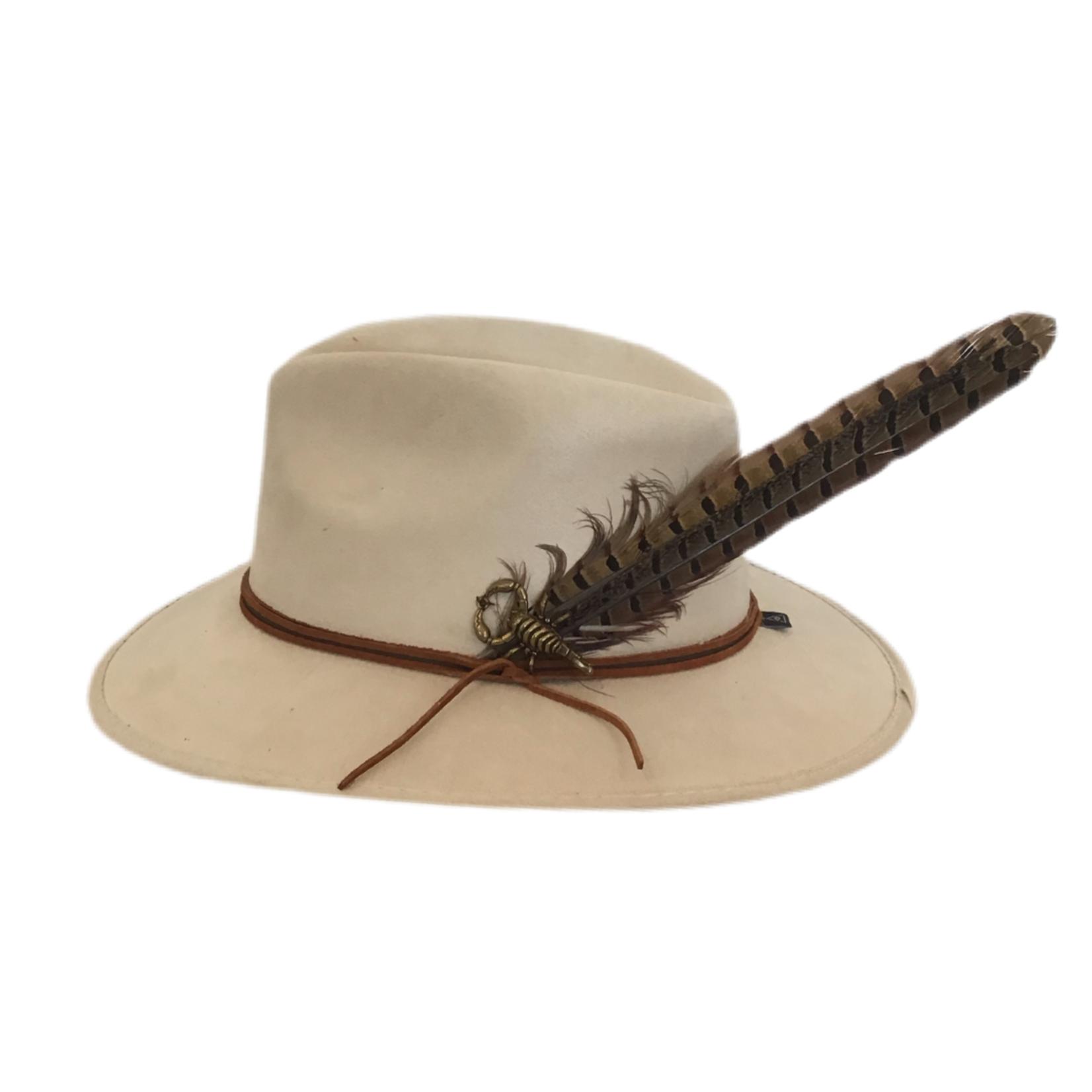 Tuluminati Kaab Hat White