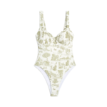 Shop WeWoreWhat Ruched Cup One Piece