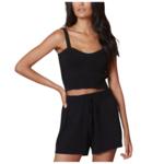 DH New York Sophia Shorts Black