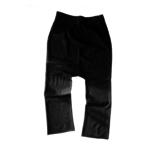 Zenzee Cashmere Black Jogger Pant