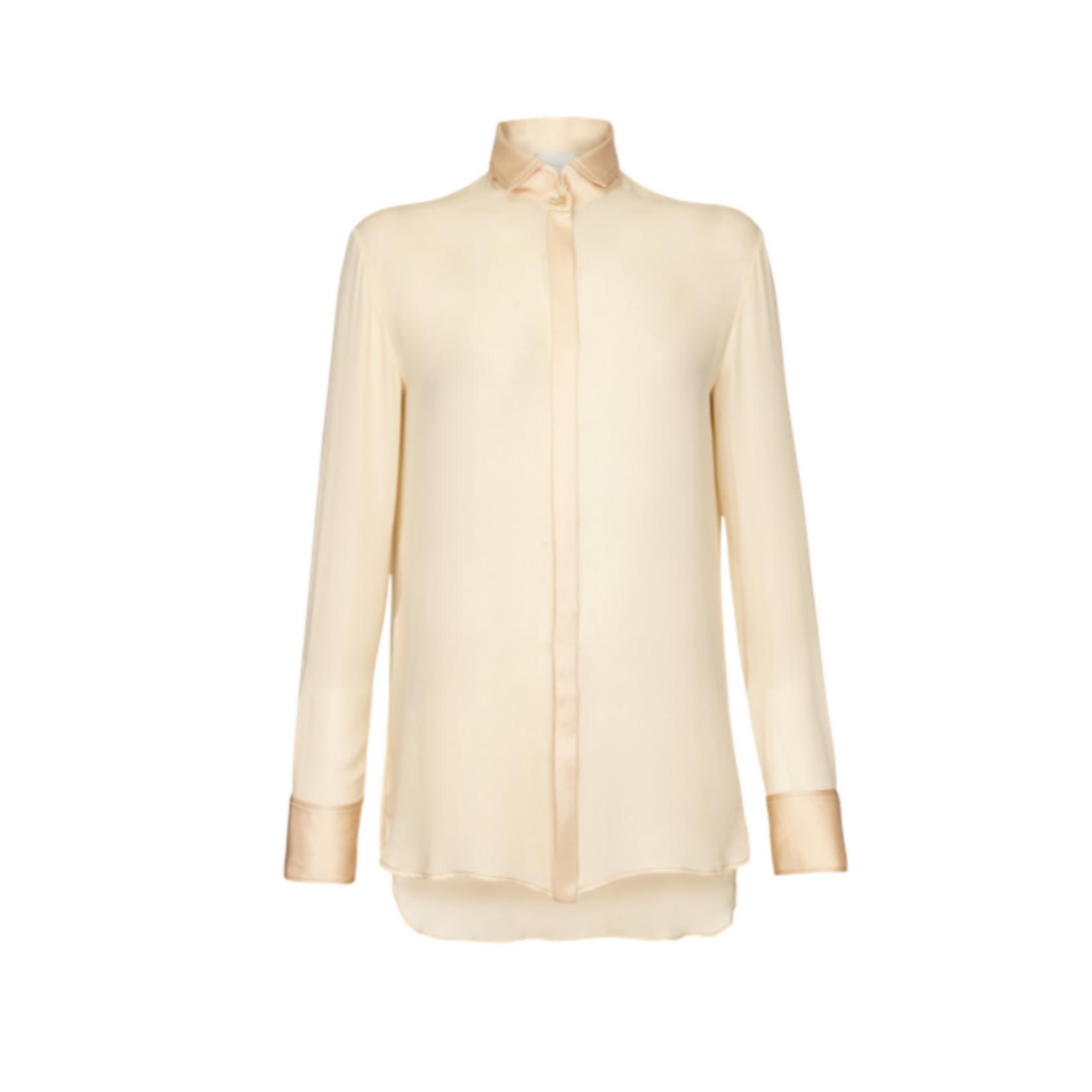 Arjé Yaz Long Layered Silk Shirt