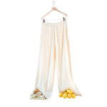 Arjé Ada Tailored Linen Viscose Pants Ivory