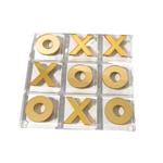 HVS Home Luxury Acrylic Tic Tac Toe