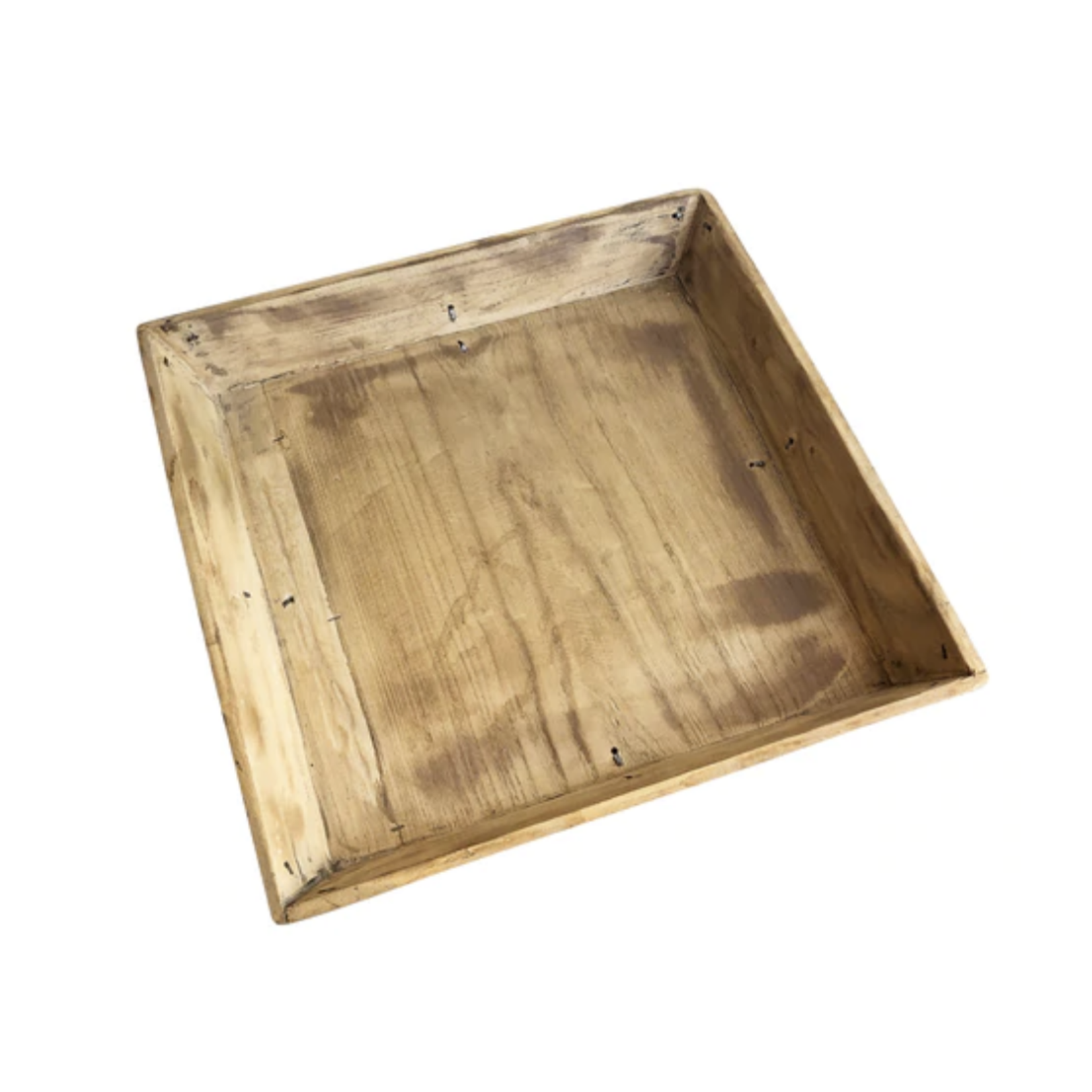 Wyld Blue Home Natural Wood Tray