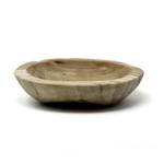 Wyld Blue Home Teak Bowl
