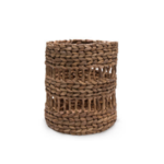 Wyld Blue Home Woven Storage Basket