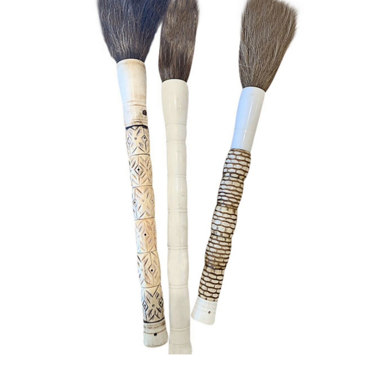 Wyld Blue Home Tribal Paint Brush