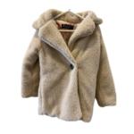 Wyld Blue Kids Venetian Teddy Coat