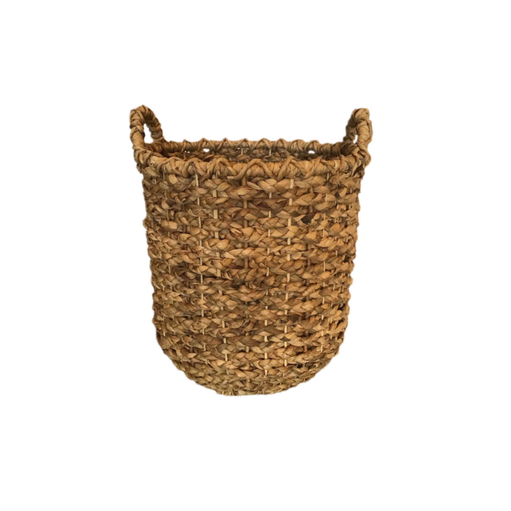 Wyld Blue Home Basket with Handle - Small
