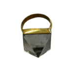 Wildsea Pyramid Stone Ring