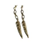 Wildsea Sago Palm Stud Earrings