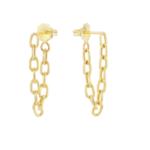 KBH Jewels Mini Chainlink Loops