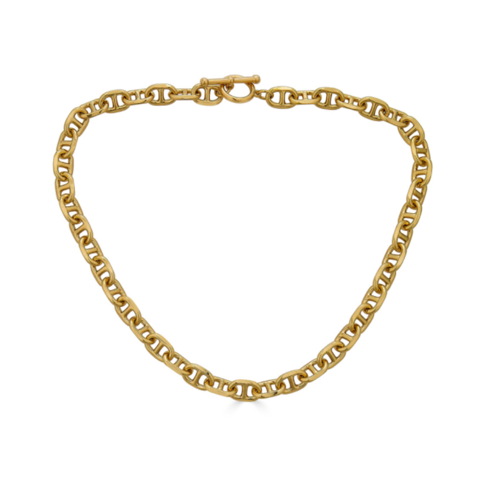 Rendor Brooke Necklace Yellow Gold