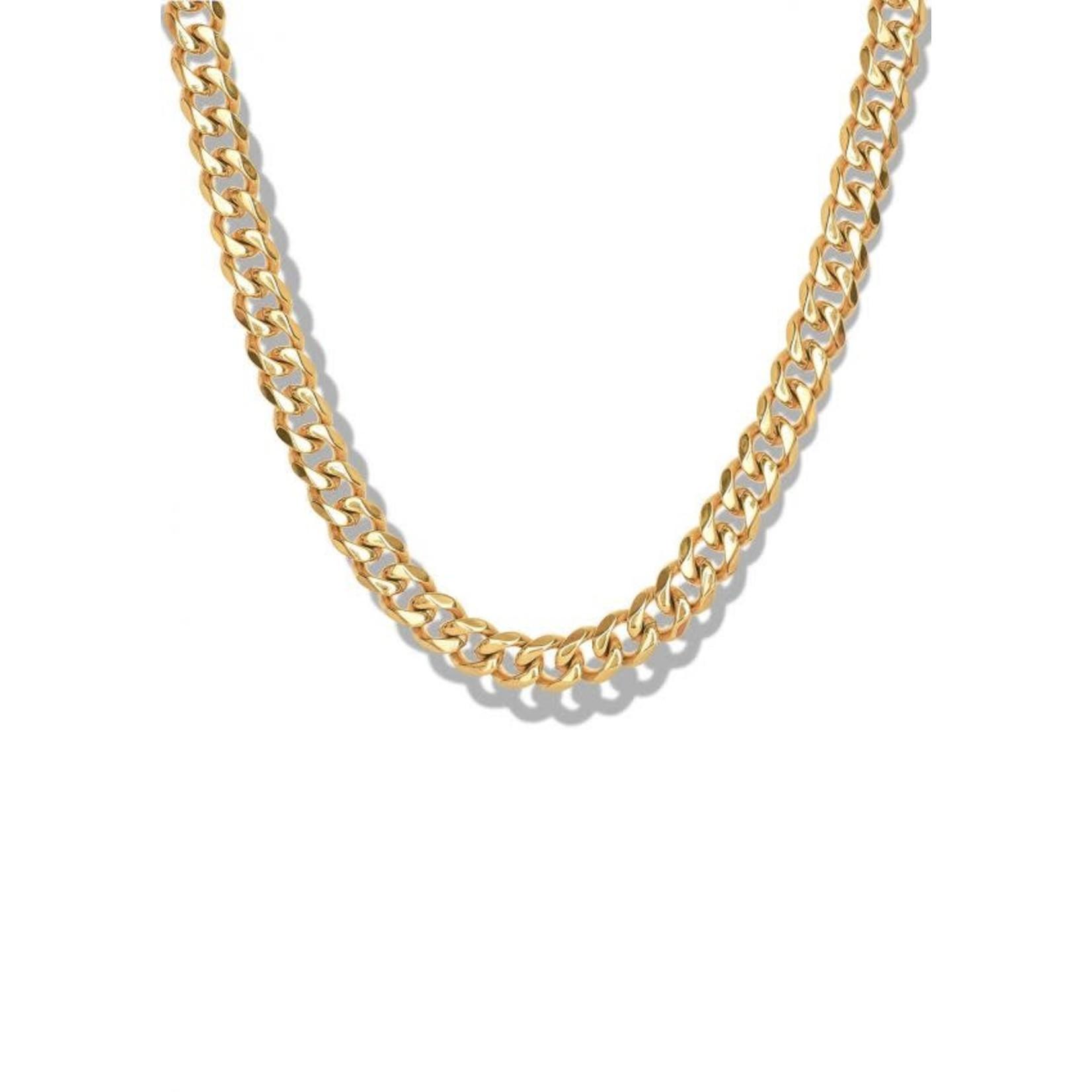Simplicité Classic Chain Necklace