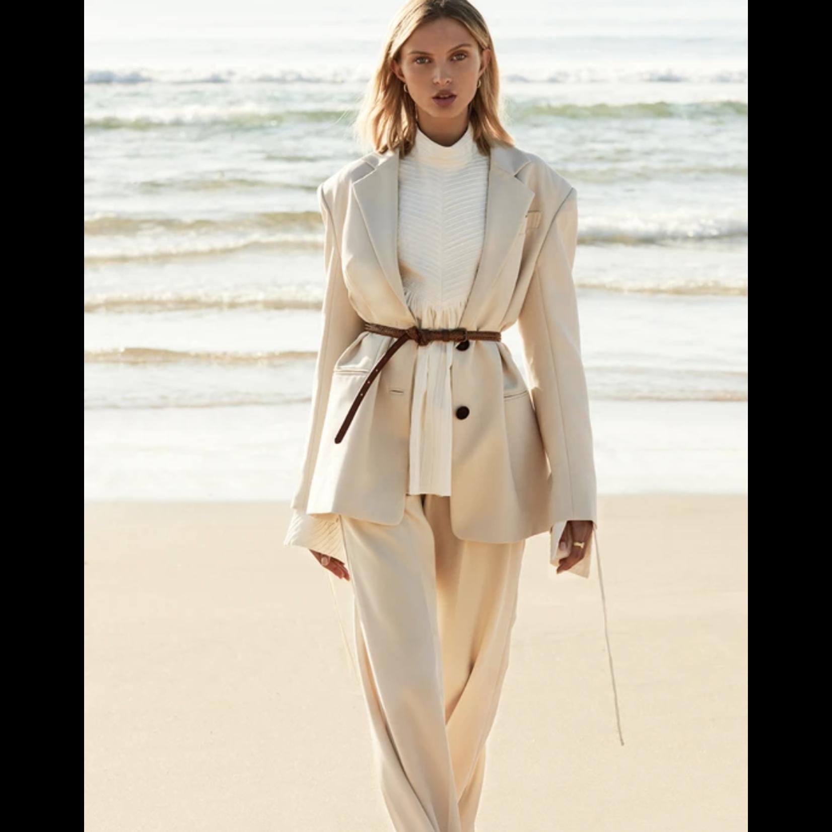 SHONA JOY Oversized Tailored Blazer Ivy