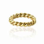 Simplicité Rope Ring