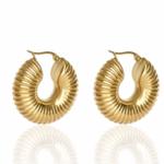 Simplicité Amour Earrings