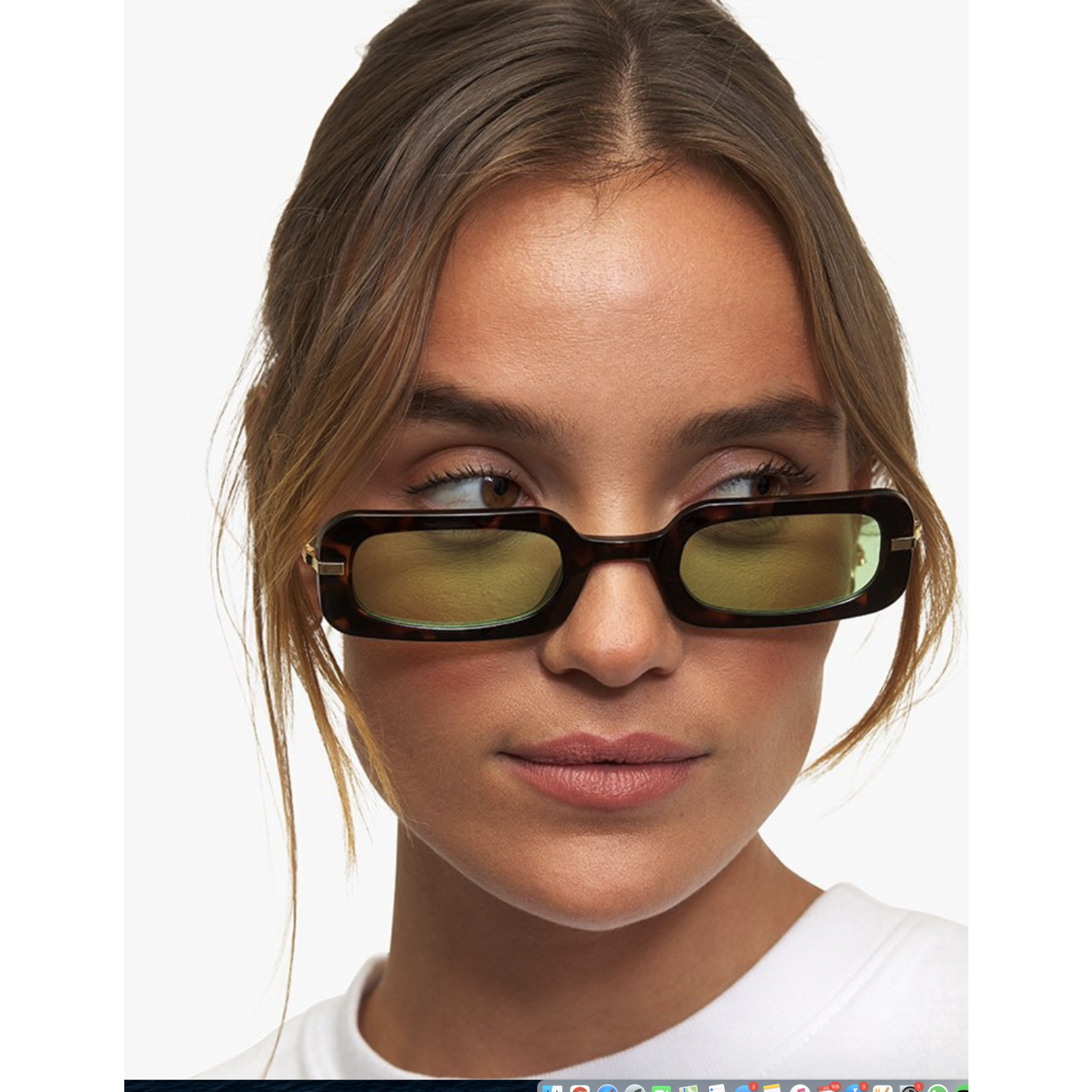 Shop WeWoreWhat The Backyard Sunglasses