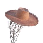 Reinhard Plank Nana Big F Straw Hat