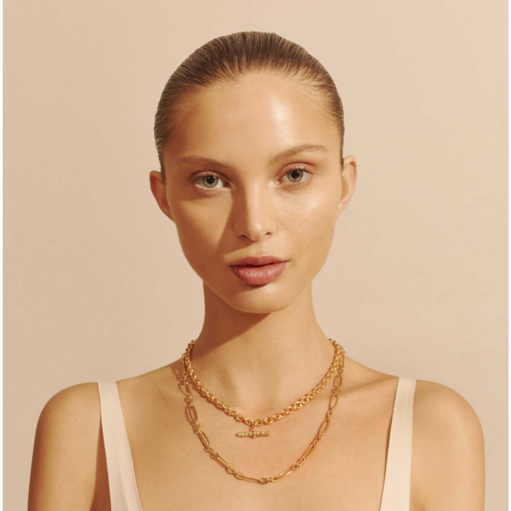 Amber Sceats Bailey Necklace Gold