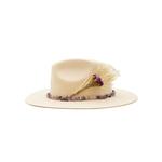 Tuluminati Nictel Hat Purple Quartz
