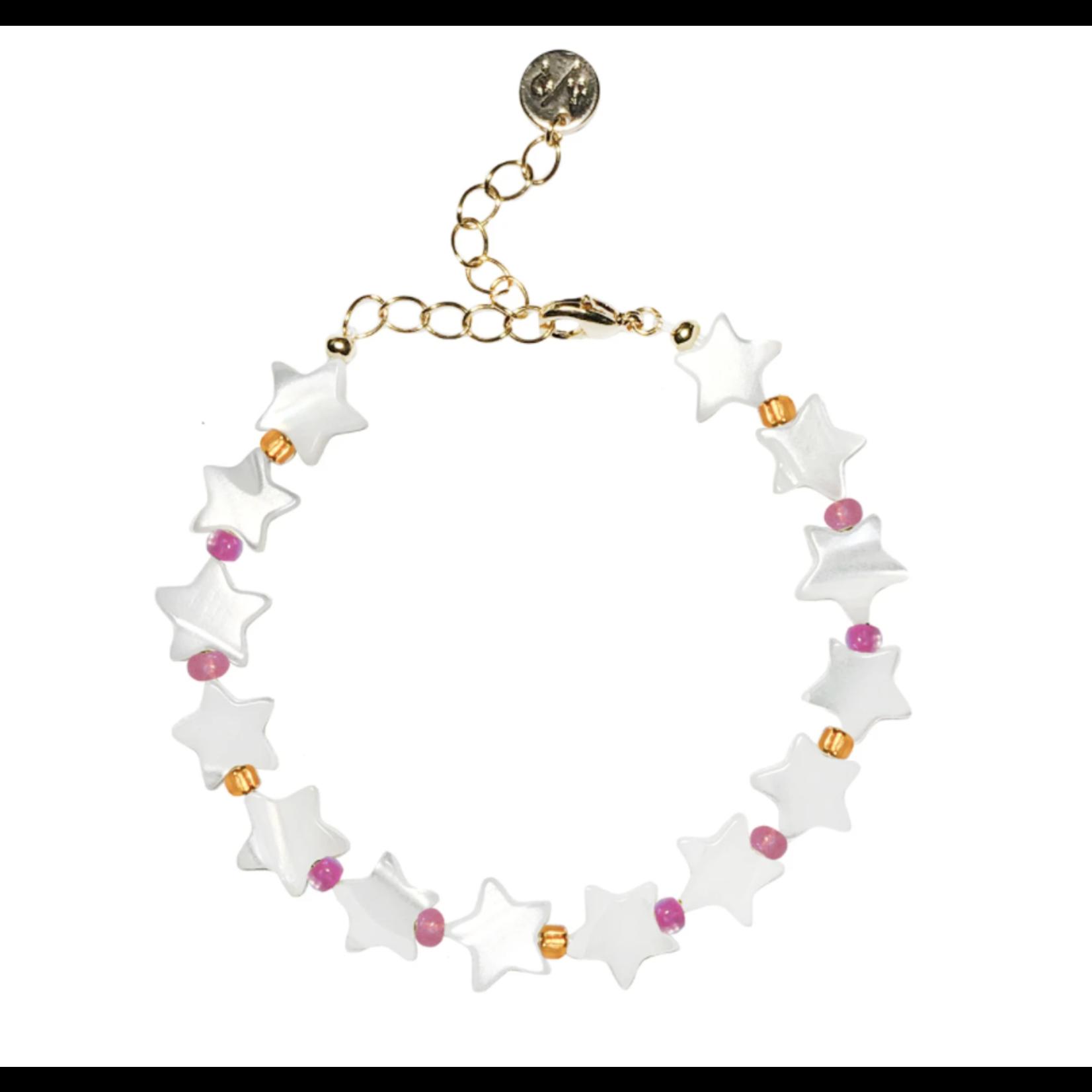 Adriana Pappas Stardust Bracelet