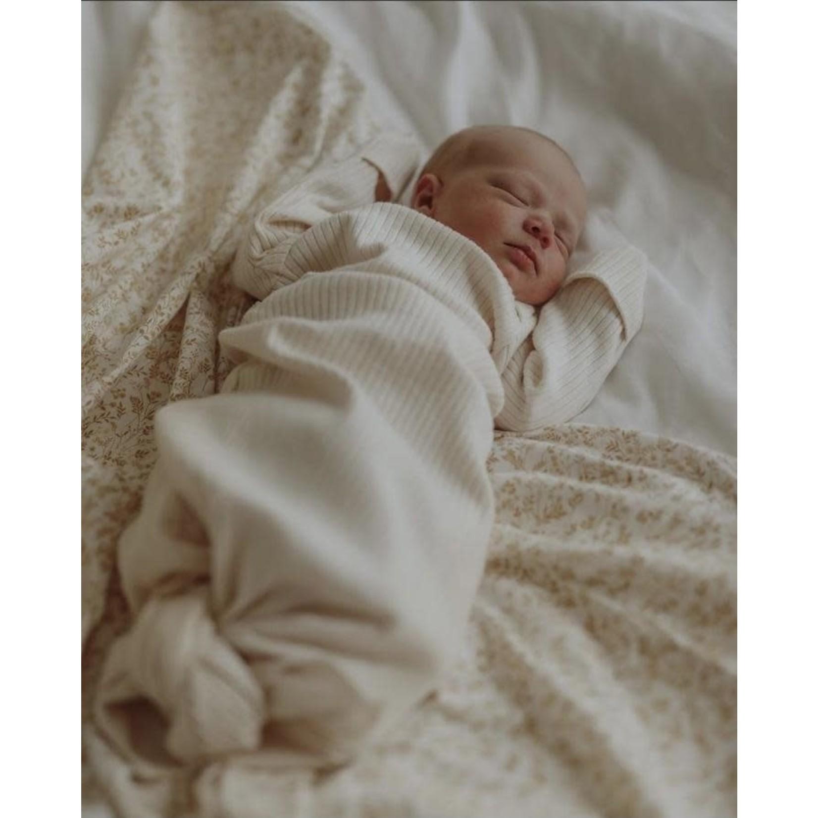 The Simple Folk The Ribbed Sleep Gown