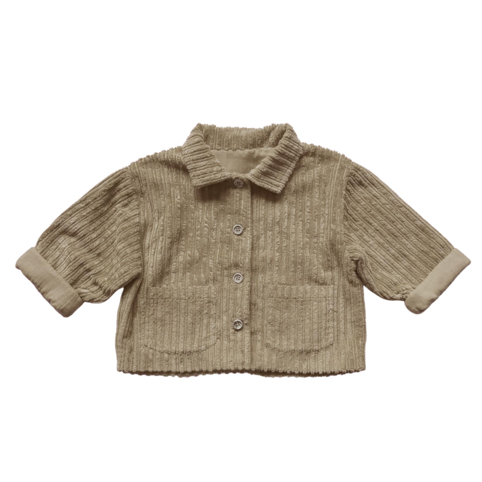The Simple Folk The Vintage Corduroy Utility Jacket