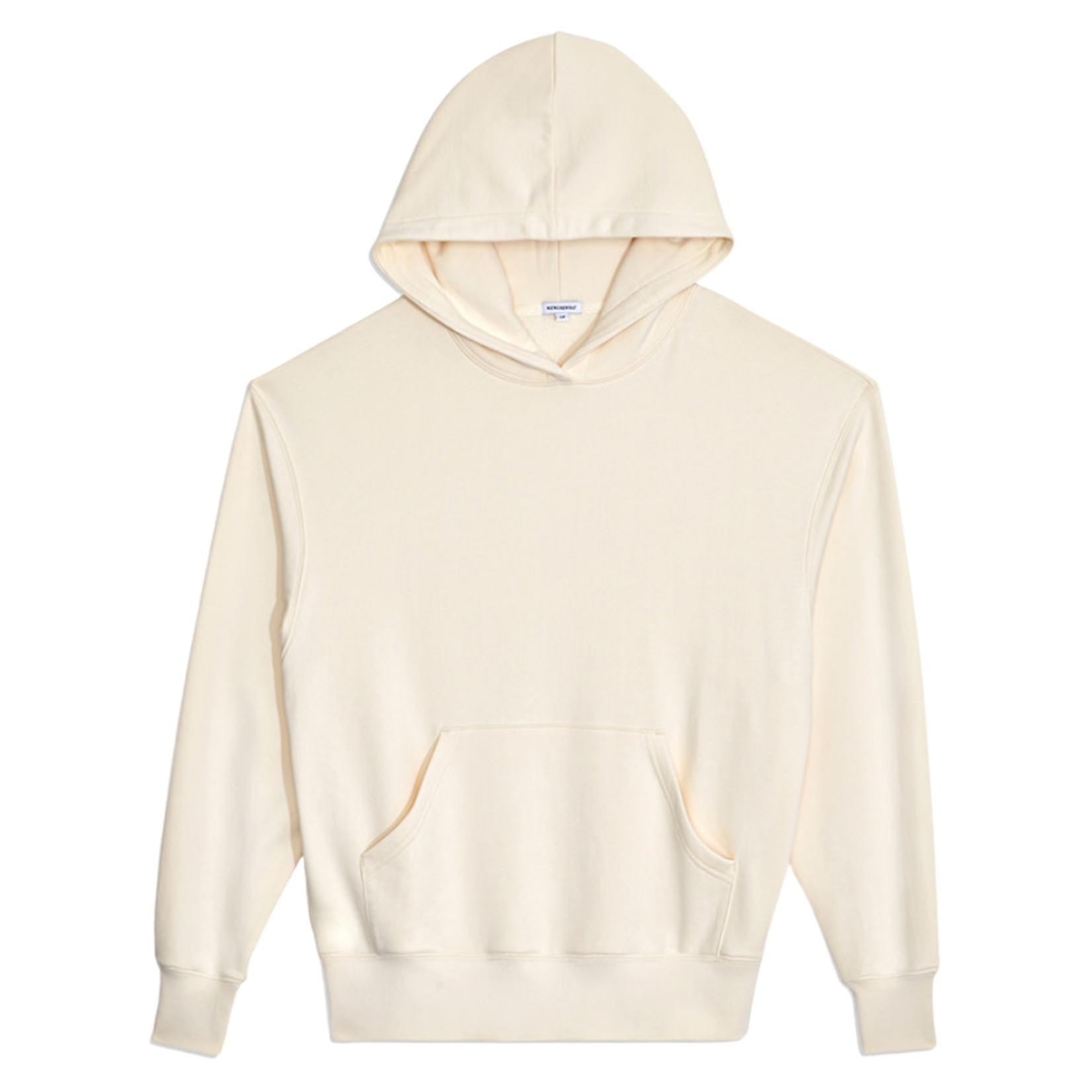 Shop WeWoreWhat Off White Oversized Hoodie