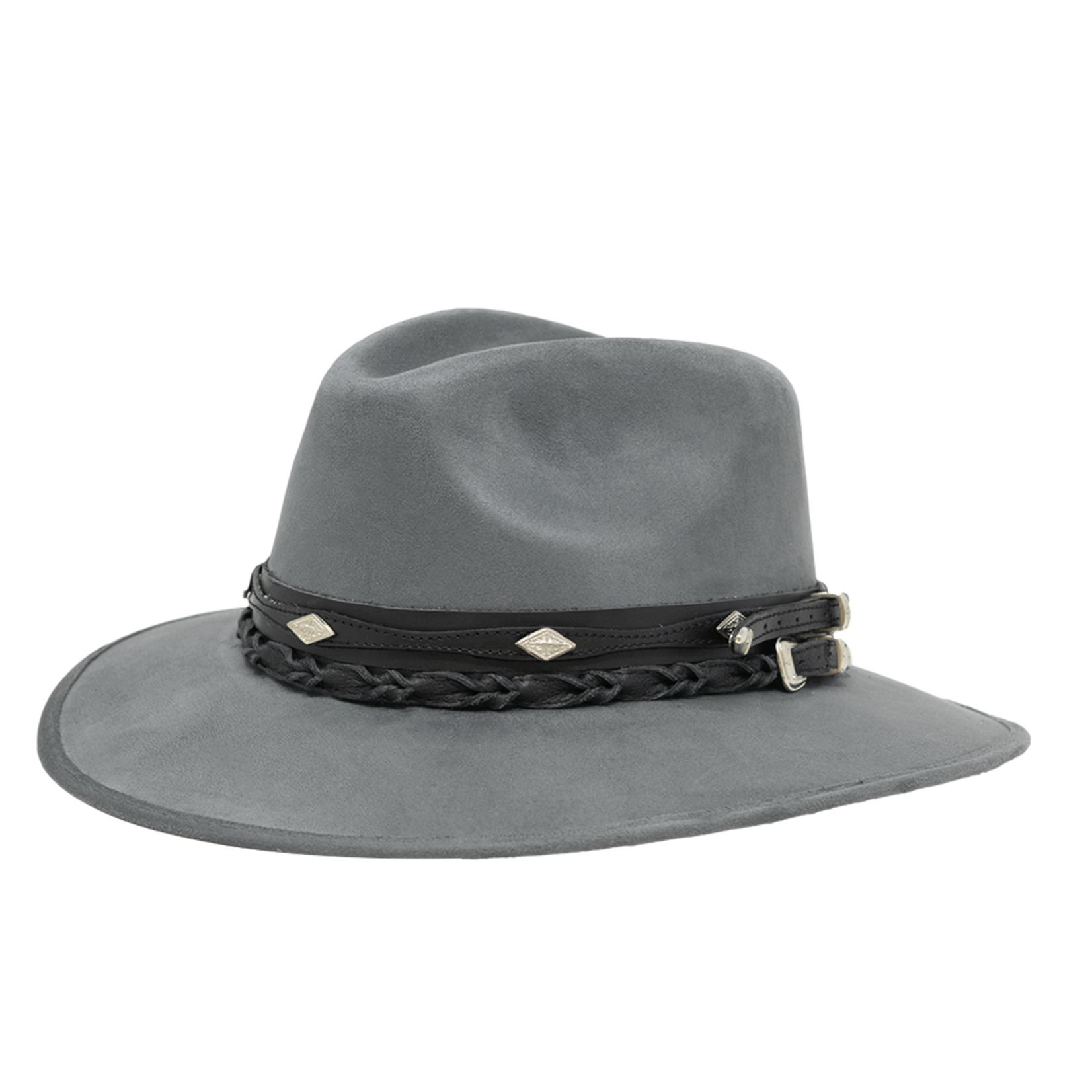 Tuluminati Kiki Hat Suede