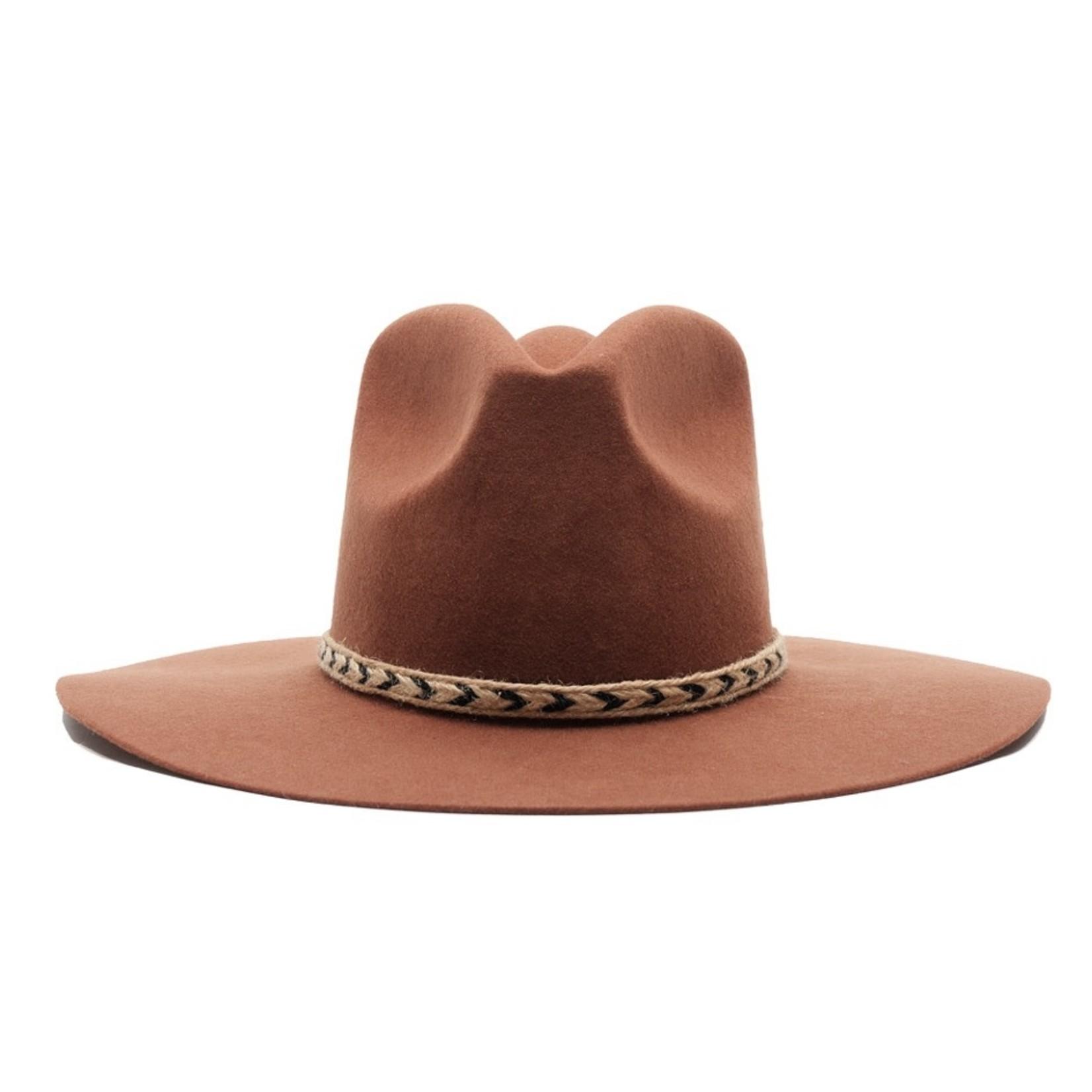 Modern Monarchie Nick Hat Clay